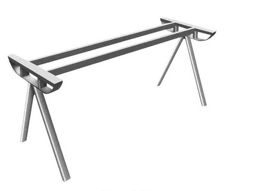 Adjustable Desk Frame Only Can Improve Office Comfort
