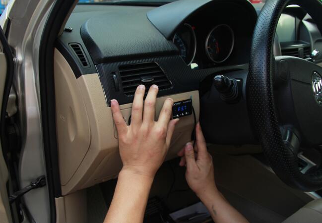 7 drive throttle controller