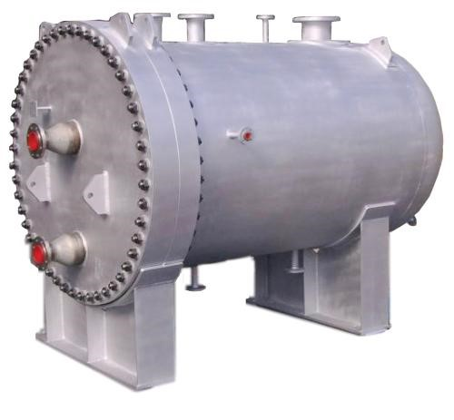 plate shell heat exchanger