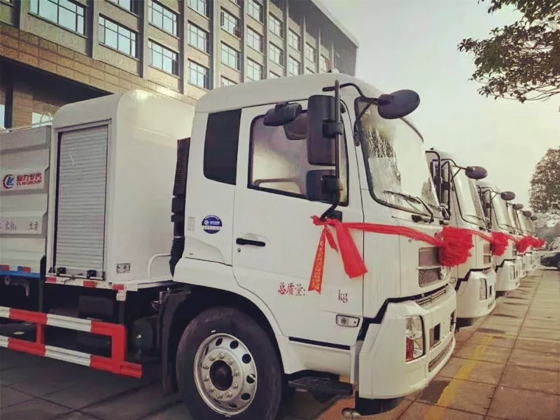 Chengli Group's First Battle in the New Year was Successful and the Output Value of the Special Automobile was 500 Million Yuan